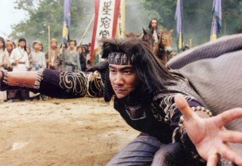 Kiều Phong, Cao thủ truyện kim dung
